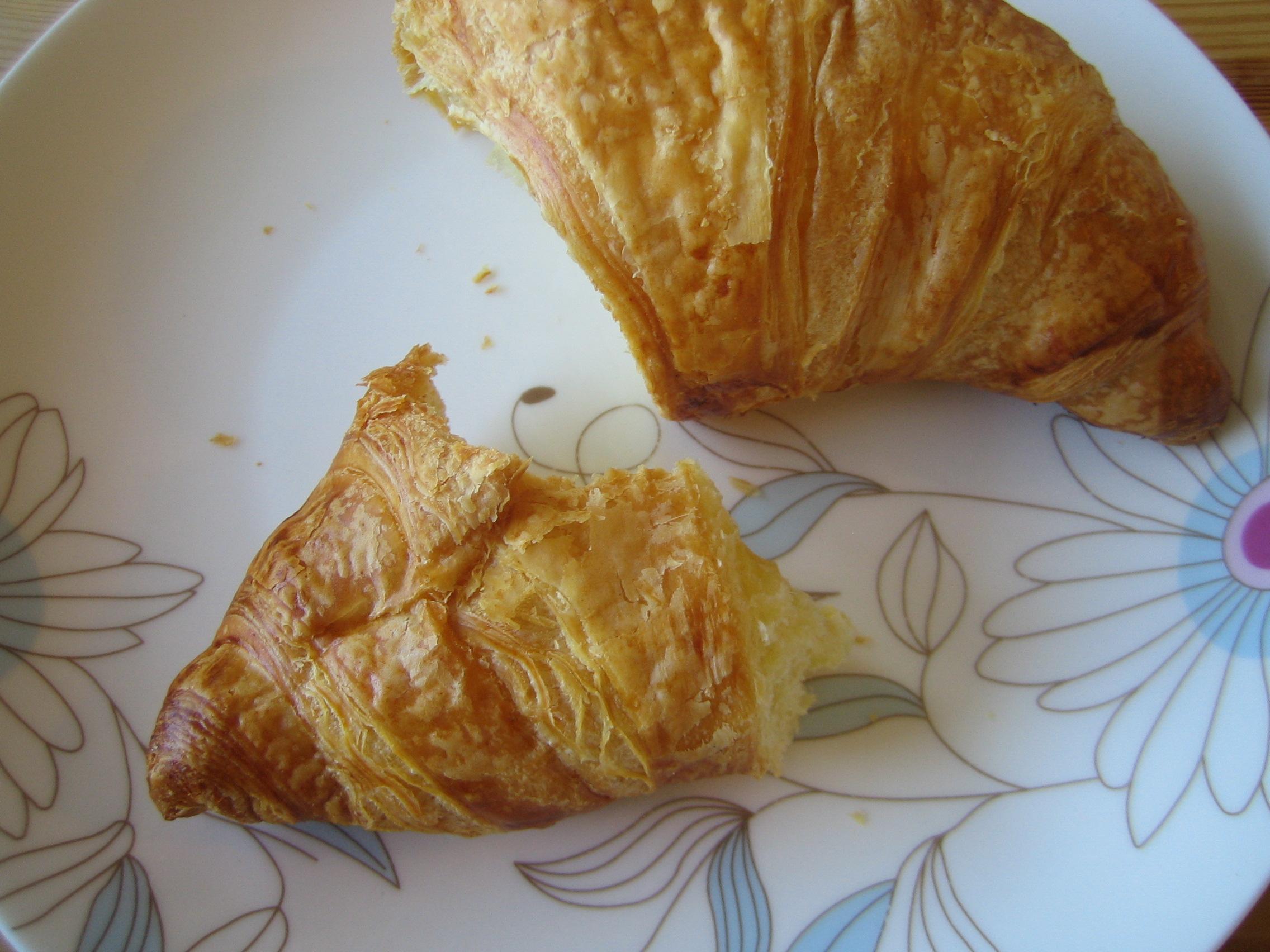 Tim Hortons Croissant 1