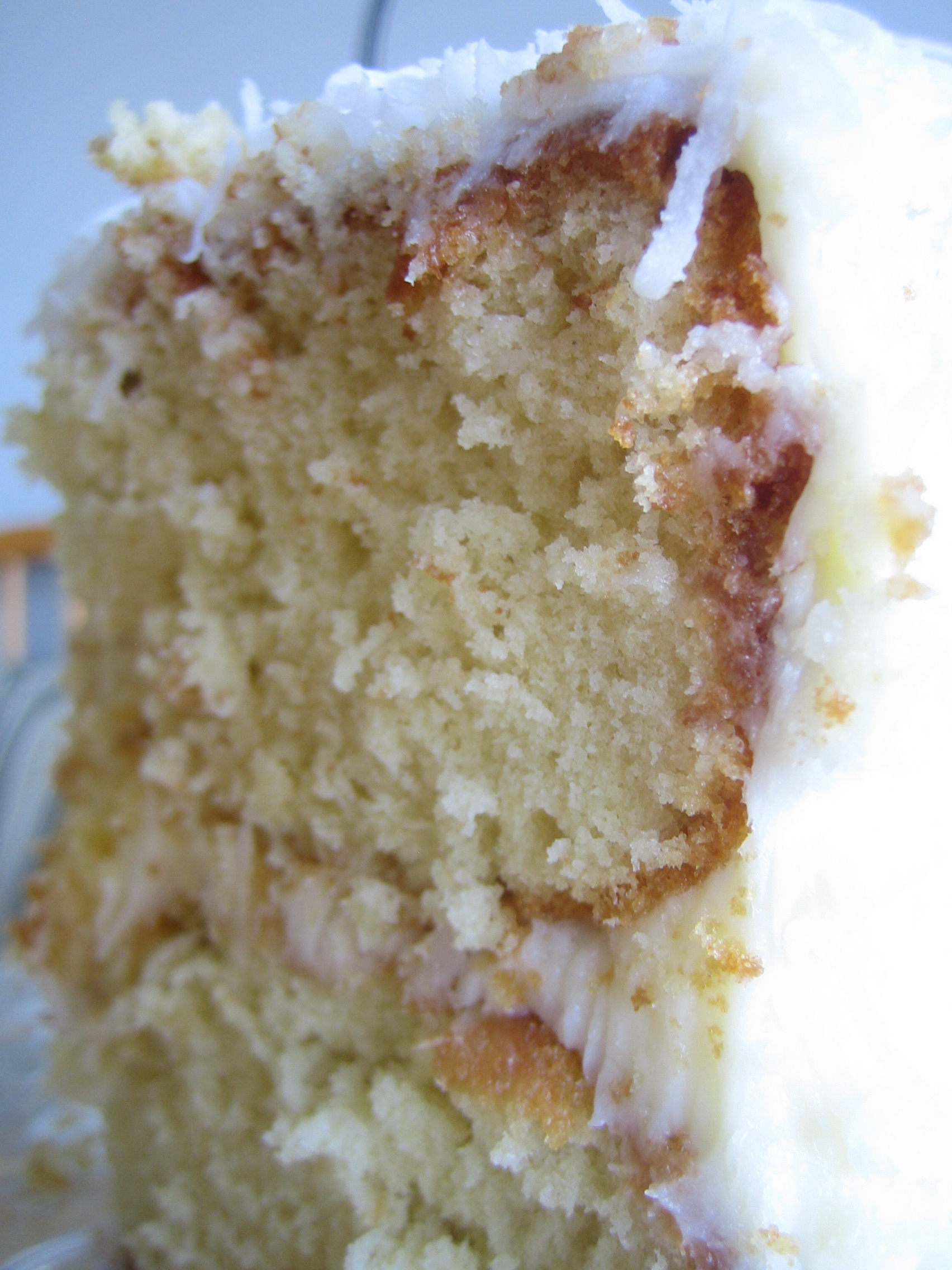Coconut Cake FM