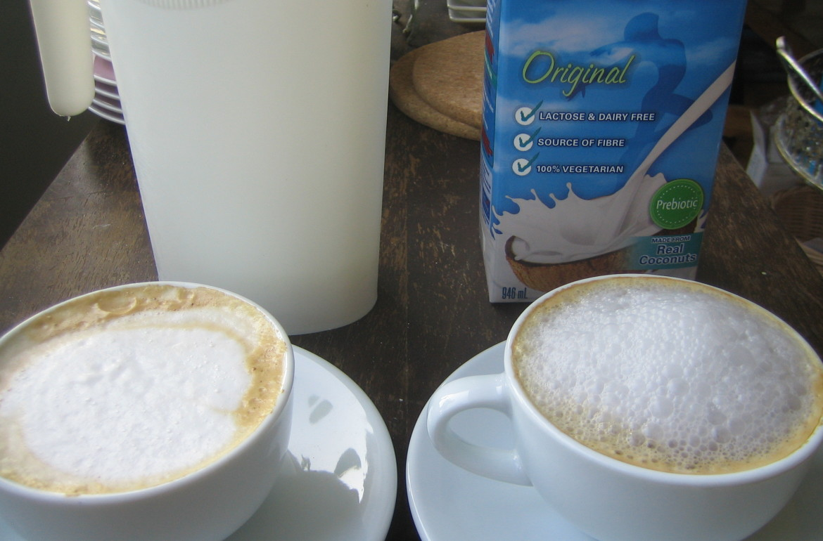 Cappuccino Showdown Pt 2 Coconut Milk FM