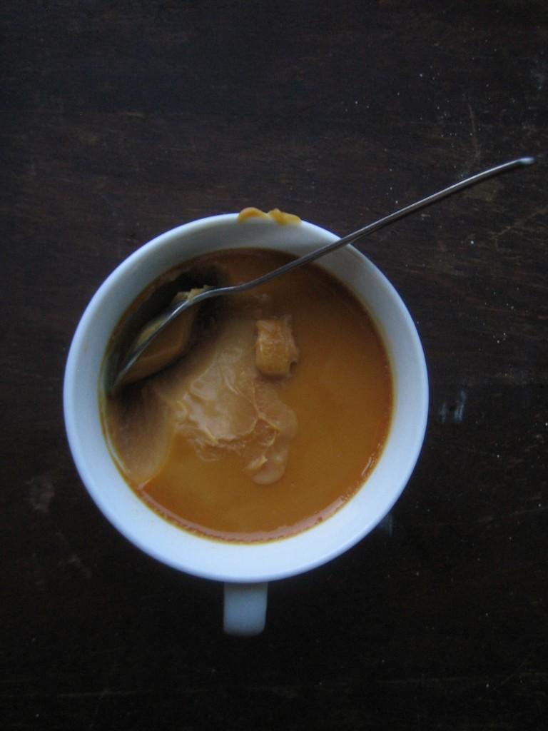 Romance On A Spoon: Butterscotch Pot de Crème - dulcet ...