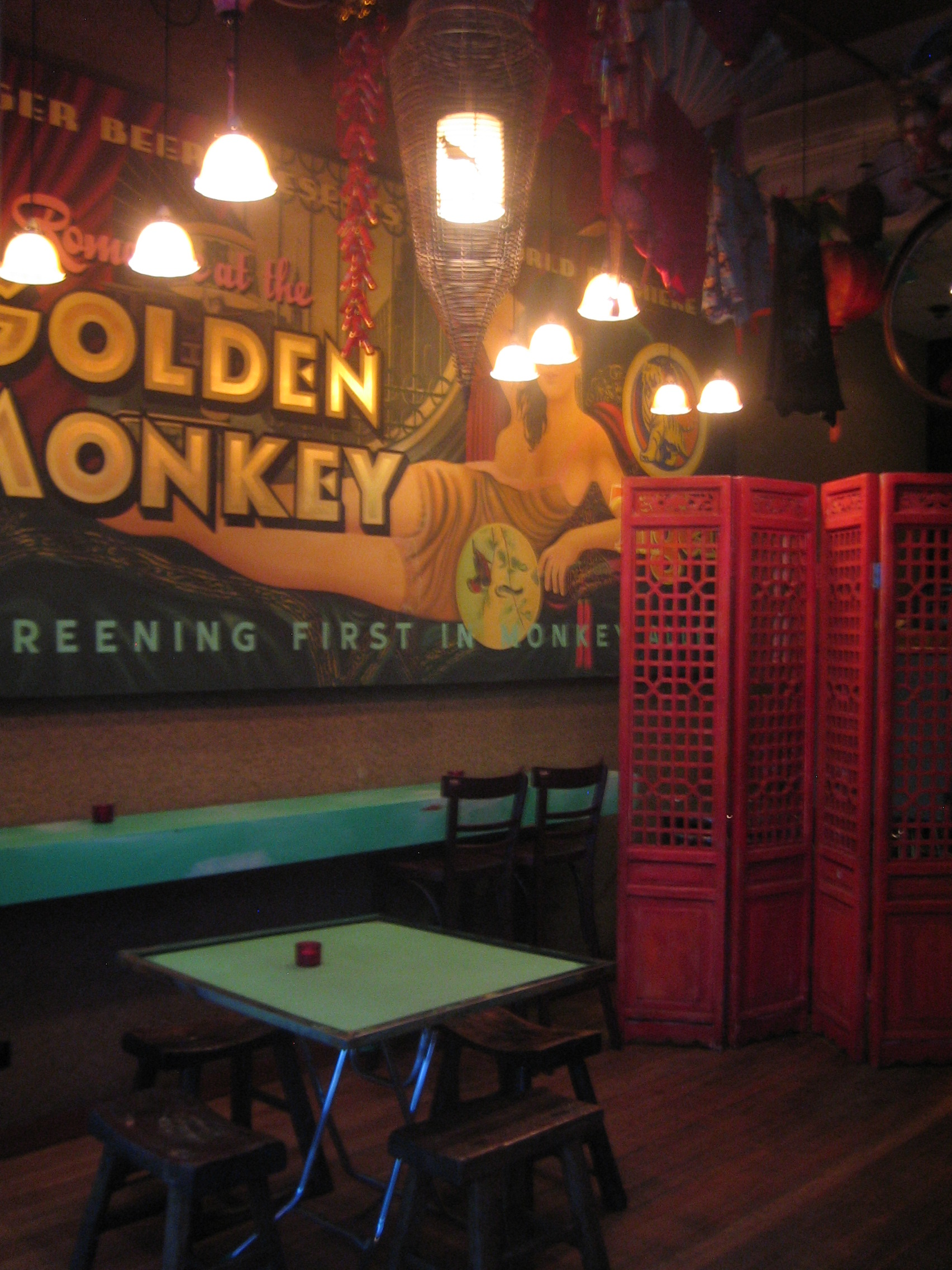 Golden Monkey Melb