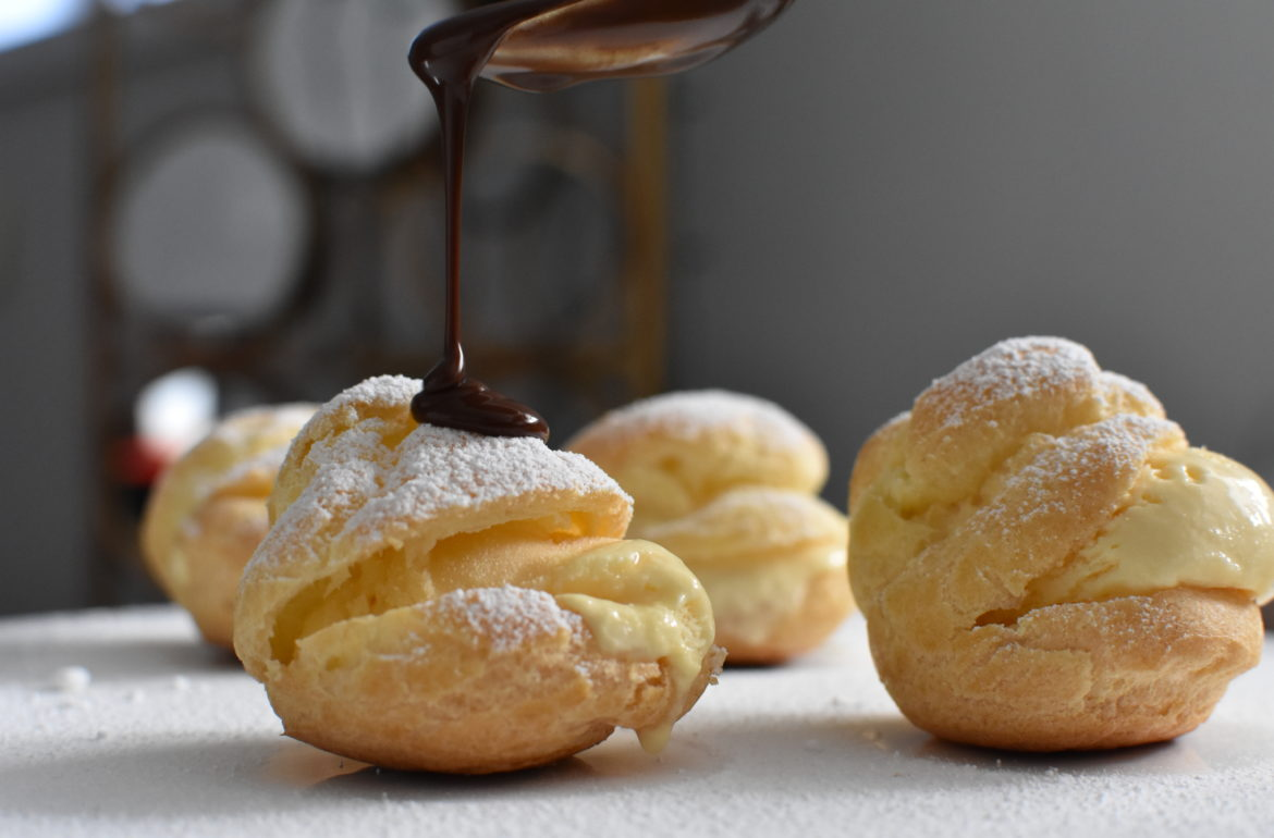 Classic pastry perfect for eclairs, cream puffs, profiteroles and more! So easy, so delicious!
